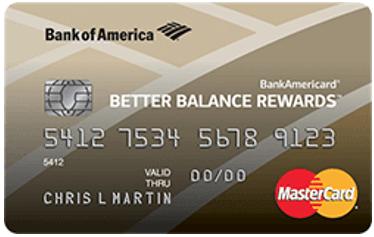 bank of america better balance rewards