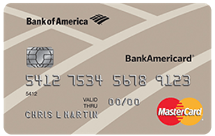 bank of america credit card overnight payment address