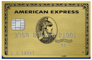 American Express® Gold - charge cards