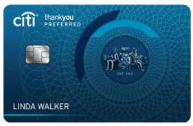 Citi ThankYou® Preferred Card - citibank credit cards