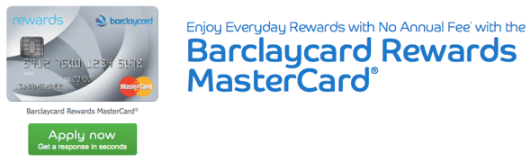 barclaycard best credit card for points