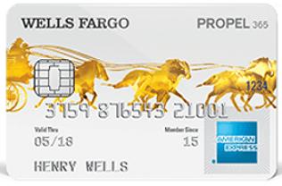 propel 365 best gas credit card