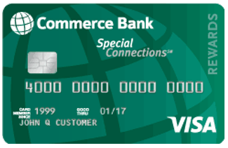 Commerce Bank low interest rate credit cards