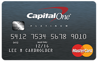 capital one secured credit cards to rebuild credit