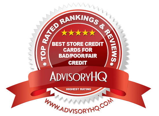 Best Store Credit Cards For Bad Poor or Fair Credit