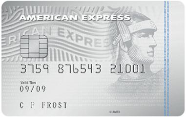 American Express Platinum Cashback Everyday Credit Card - best uk credit cards for travel
