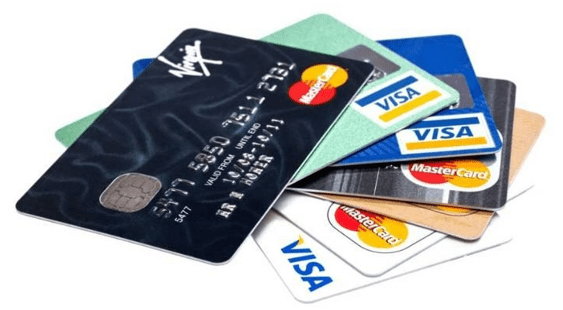 Chase Slate® Credit Card vs Capital One® Platinum Credit Card vs PNC CORE VISA® vs BankAmericard® Credit Card