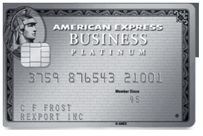 Top 6 best charge cards and best business charge cards 2017 source enhanced business platinum card colourmoves