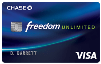 Top 6 best chase credit cards 2017 ranking compare best jpmorgan source chase freedom unlimited credit card rewards program reheart Choice Image
