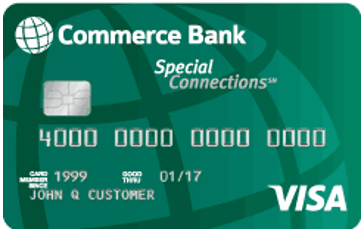 commerce bank credit cards