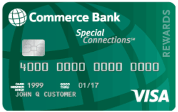 commerce bank rewards