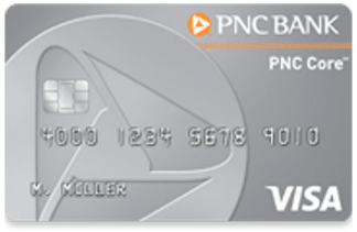 pnc bank compare credit card