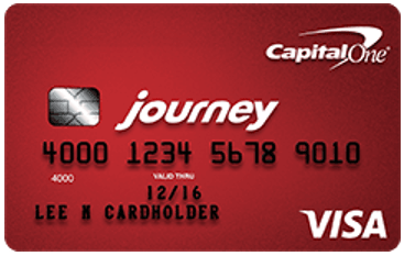 Capital One Journey Student Credit Card - unsecured credit cards for low credit scores