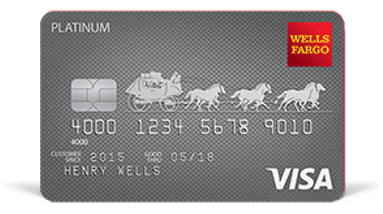 Wells Fargo Secured Credit Card - credit cards for very poor credit