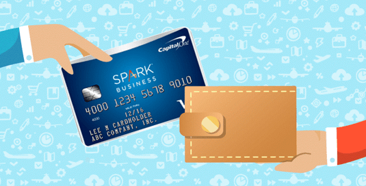 Spark® Miles for Business Reward Card - top credit cards for travel