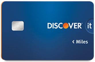 discover it® miles card