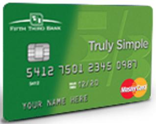 fifth third credit card