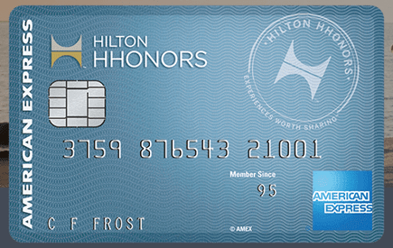hilton hhonors american express