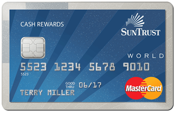 SunTrust low rate credit card