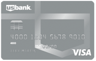 U.S. Bank Secured Visa® Card - credit cards for people with poor credit