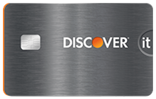 Discover it® Secured Credit Card - credit cards for poor credit