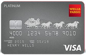 wells fargo no annual fee secured credit card