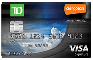 td travel rewards