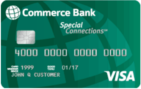 commerce bank for secured credit cards for poor credit