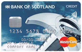 Bank of Scotland Low Rate Credit Card - best uk credit cards for rewards