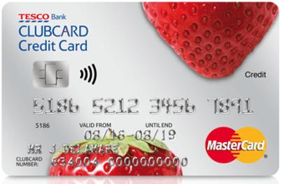 Tesco Bank Purchases Credit Card - best uk rewards credit card