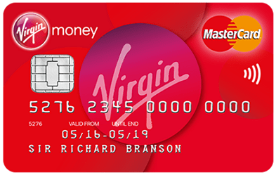 Virgin Money All Round Credit Card - uk credit cards
