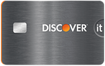 Discover it® Secured Credit Card - best credit cards for low income