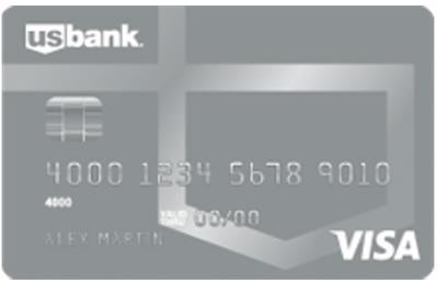 U.S. Bank Secured Visa® Card - top visa credit cards