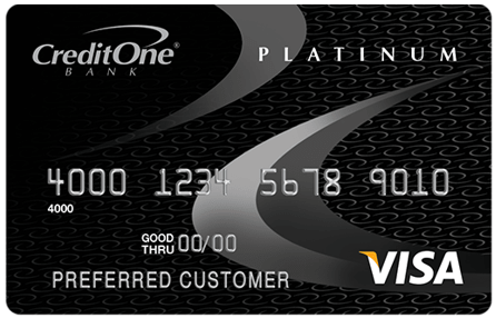 Credit One Bank® Platinum Visa