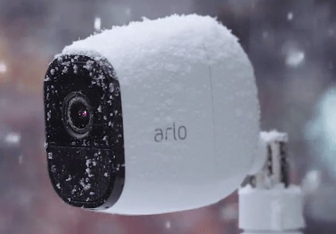 Netgear Arlo Pro - Outdoor Wireless Security Camera