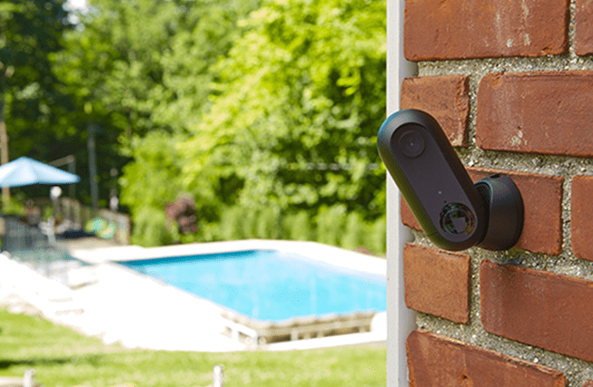 Canary Flex - wireless home security cameras