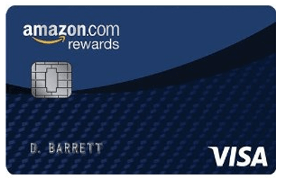 amazon rewards card