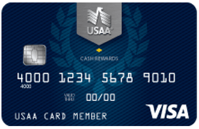 USAA guaranteed card