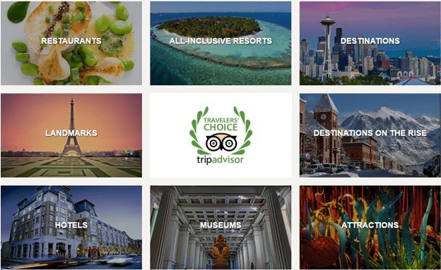 TripAdvisor - best site to book flights