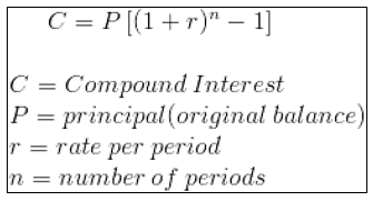 compounded continuously calculator