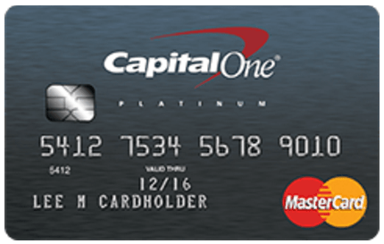 capitalone guaranteed credit card approval