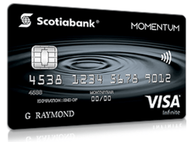 Scotia Momentum® Visa Infinite
