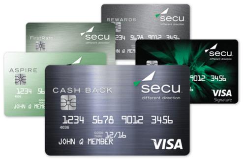 secu credit card
