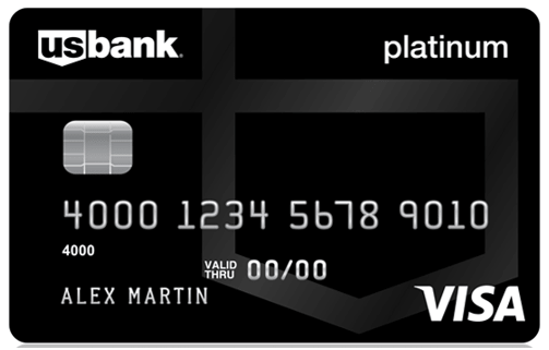 U.S. Bank Platinum Visa Card® - us bank credit card rewards