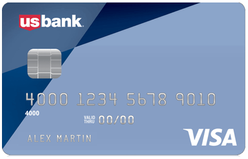 U.S. Bank College Visa® Credit Card