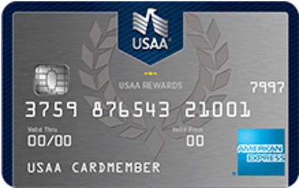 USAA Rewards™ American Express® Card - usaa rewards credit cards