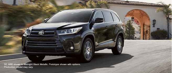 Best 3 Row Suv Image Source Toyota Seating