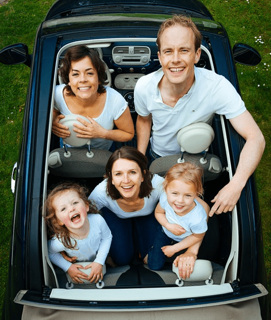 Best Cars For Family Of 5