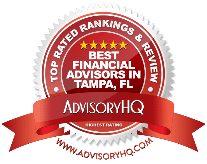 Lawrence Financial Planning Listed as one of theBest Financial Advisors in Tampa, FL
