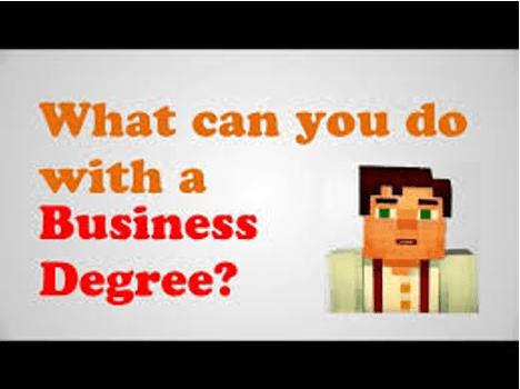 Business Major Jobs